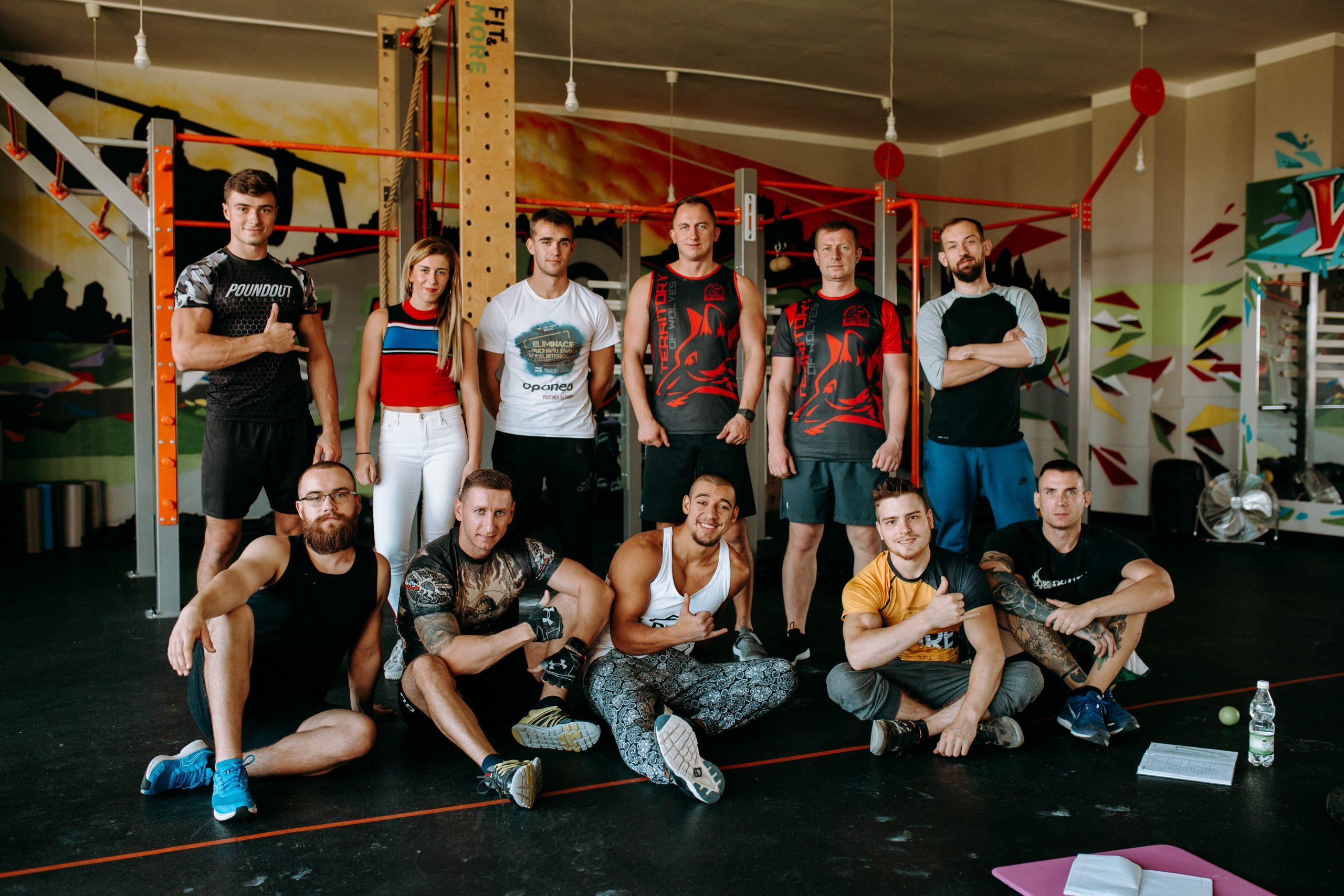 Kurs Trenera Vadym Oleynik, Viktor Kamenov
